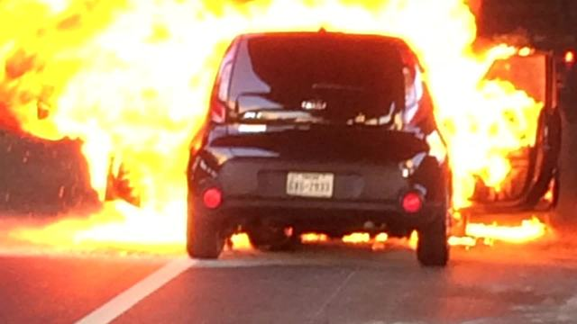 Concern Grows Over Risk Involving Kia Vehicles After Hundreds Of Fires
