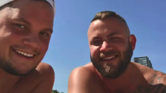 Gay couple says florist refused them service for their wedding