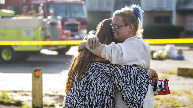 Mother and 5 of her children die in Michigan motel fire