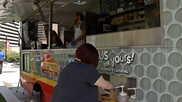 Top Spots: Five of the best food trucks in Columbus