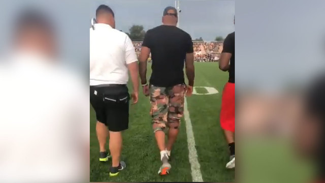 Ryan Shazier making strides after spinal injury