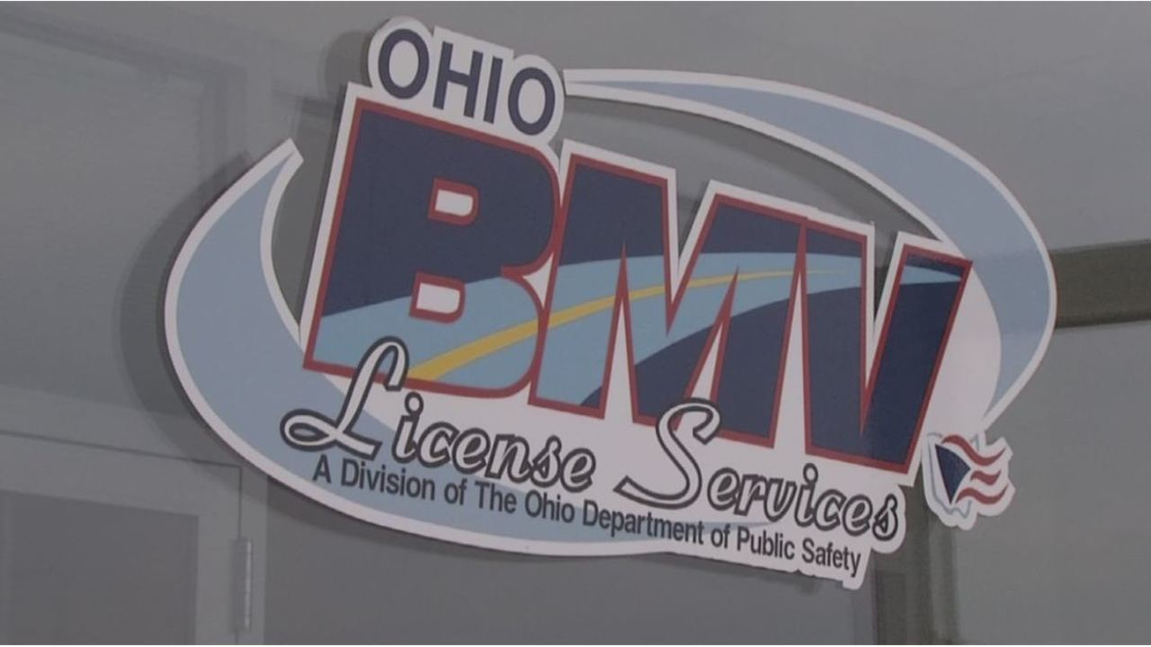 ohio bmv driving test phone number
