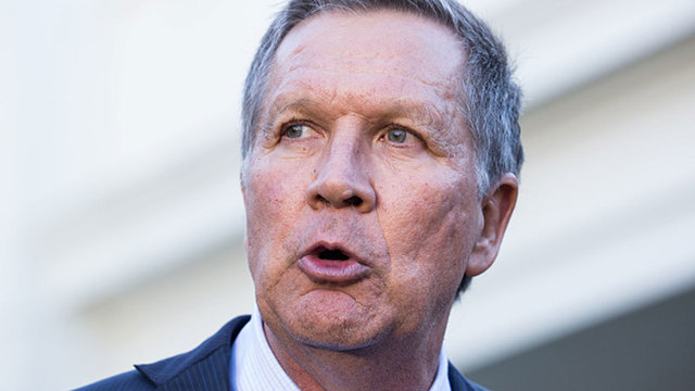 Ohio statewide elected officials lack contact with Kasich