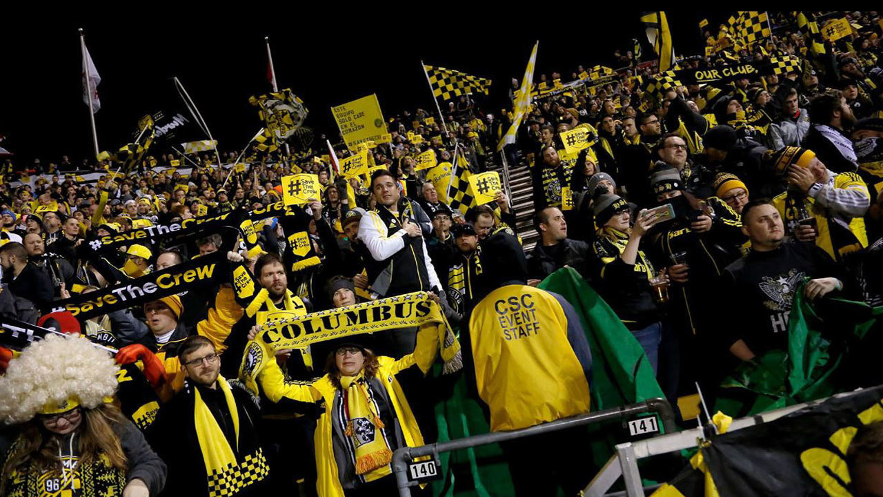 Browns owner to buy Columbus Crew SC