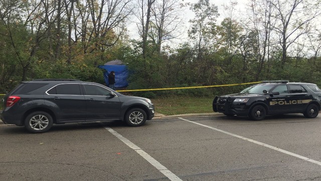 Police investigate body found in Upper Arlington park