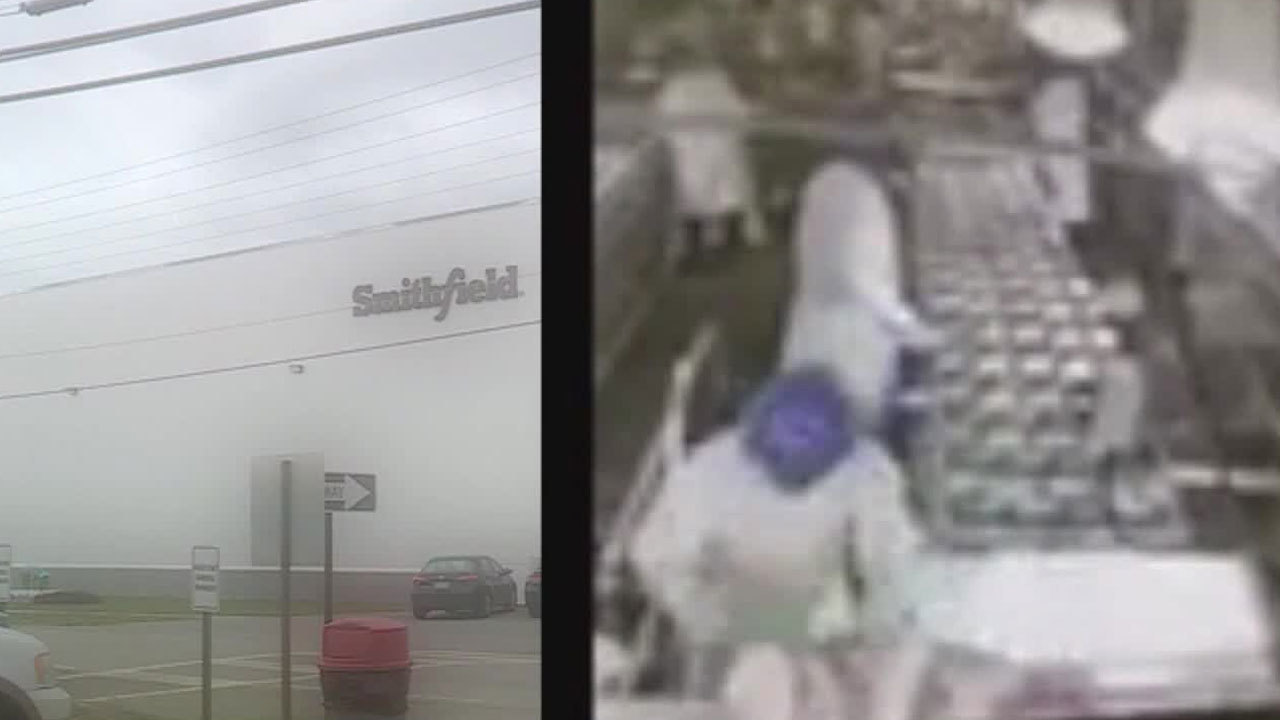 Smithfield urination incident reveals workers struggles Smithfield urination incident reveals workers struggles new picture