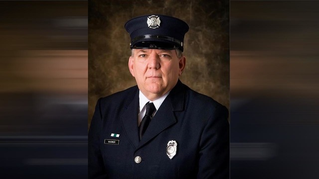 Firefighter and paramedic dies after long service