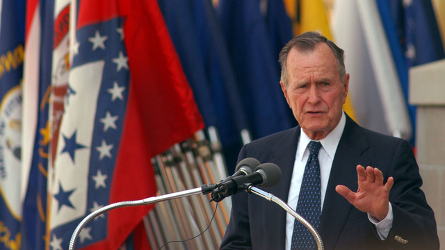Mail delivery suspended Wednesday for national day of mourning for George H.W. Bush