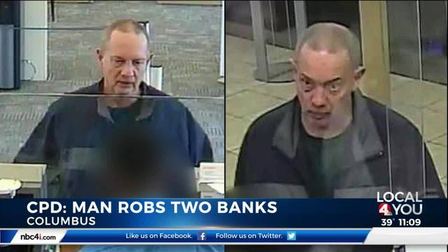 CPD: Man robbed two south side banks