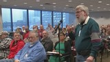 Retirees demand answers at Ohio Police and Fire Pension Fund Board meeting