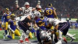 Patriots defeat Rams in Super Bowl LIII, 13-3