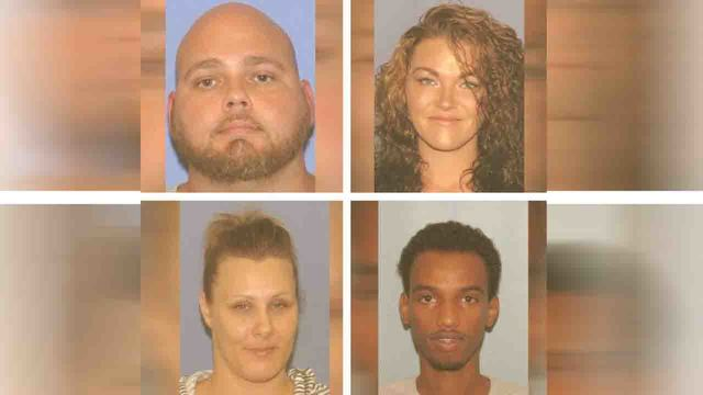MUGSHOTS: U.S. Marshals' top 4 most-wanted fugitives in central Ohio