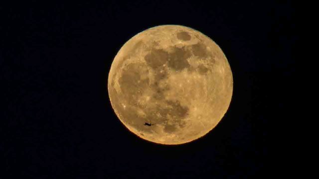 Super Worm Moon comes March 20th