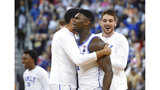 Familiar look: Top seeds dominate spots for NCAA Sweet 16