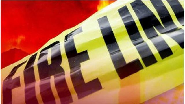 1 person in critical condition after being pulled out of Clabber Road house fire