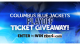 Columbus Blue Jackets Playoff Ticket Giveaway