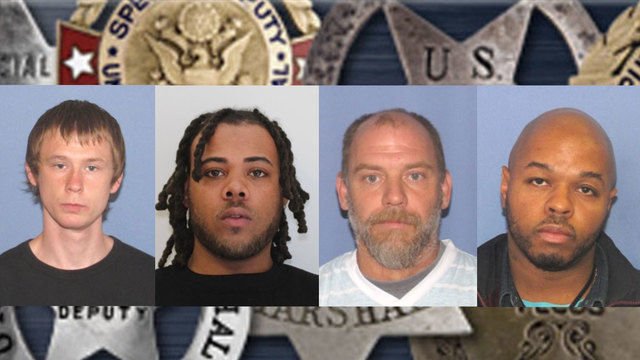 MUGSHOTS: US Marshals announce this week's most-wanted fugitives in central Ohio