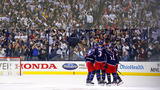 Blue Jackets to face Bruins in 2nd Round