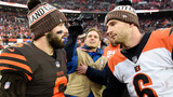 Schedules released for Browns, Bengals