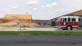 1 injured after building collapsed