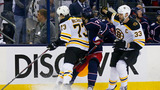 Bruins' Charlie McAvoy suspended one game for check to head of CBJ's Josh Anderson