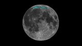 Shrinking moon may be causing moonquakes